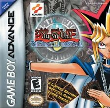 Yu-Gi-Oh The Eternal Duelist Soul - Game Boy Advance GBA Game
