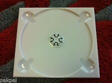 200 NEW CD SIZE DIGITRAY DIGI-TRAY, WHITE, PSC19