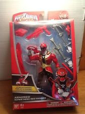 New Power Rangers Super Megaforce - Armored Super Mega Red Ranger
