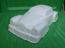 1:5 - 1:6 body carrocería Top Shop lowrider Custom Fighter Weiss