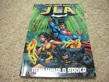 JLA: New World Order, TPB, DC Comics NM