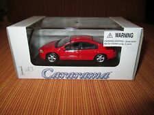 Cararama 1/43 scale Dodge Intrepid Red