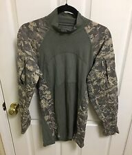 U.S.ARMY MULTICAM COMBAT SHIRT SMALL FLAME RESISTANT LONG SLEEVE