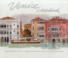 Venice Sketchbook by Deborah Howard and Fabrice Moireau (2012, Hardcover)