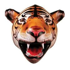 Big Mouth Toy Inflatable Tiger Head Hang Prank Gag hunt Home Office Outdoor