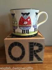 NEW Moorland Pottery ' Sheep Woolly Jumpers' mug - Gift Boxed