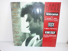 CHRIS ISAAK 2 Heart full of soul ... 925536 1 Avec le bandeau