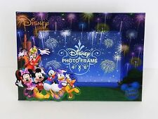 Disney -Mickey Gang- Mickey Minnie Goofy Donald Daisy Pluto Picture Photo Frame