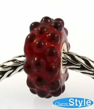 100% Authentic Trollbeads 61341 Red Berries - retired
