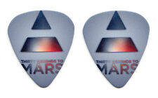 30 Thirty Seconds To Mars Triad Promo Guitar Pick #2 - 30STM