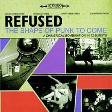 Refused Shape of punk to come (1998) [CD]