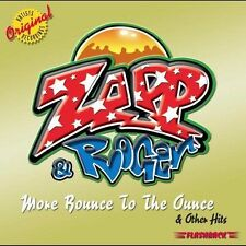 More Bounce to the Ounce and Other Hits by Roger (Zapp)/Zapp (CD, Oct-2005,...