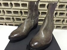 Rare & Great Dior Homme Hedi Slimane AW07 Leather Ankle Boots