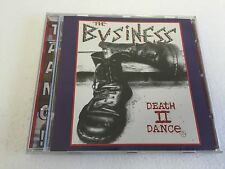 Business, The - Death To Dance  CD NEW UNSEALED
