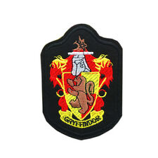 """HARRY POTTER CREST HOUSE GRYFFINDOR EMBROIDERED IRON/SEW ON PATCH 2.7""""X3.9"""""""