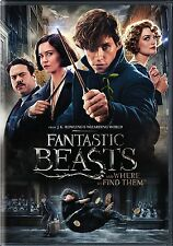 Fantastic Beasts and Where to Find Them (DVD 2016) NEW*Fantasy* SHIPS ON 03/28