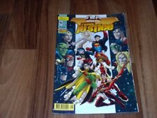 JLA Special:   YOUNG JUSTICE  # 9 -- Dino 1. Auflage 1999