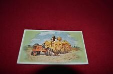 Allis Chalmers WC Tractor Dealer's Postcard YKPA not mail