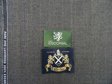 100% ESCORIAL WOOL SUITING FABRIC( LENGTH 3.60  MT)