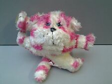 Vintage bagpuss soft toy with window suckers