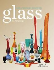MID-CENTURY MODERN GLASS IN AMERICA - NEW HARDCOVER BOOK