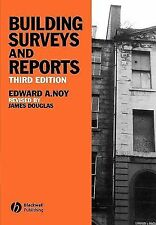 Building Surveys and Reports by Edward A. Noy (2005, Paperback, Revised)