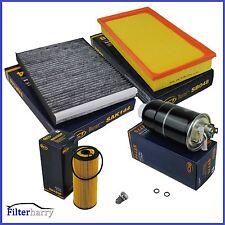 Set di Filtri Pacchetto D'Ispezione Filtri SERVICE KIT VW GOLF 4 Bora 1,9 TDI