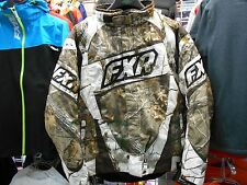 FXR RACING MENS HELIX JACKET REALTREE XTRA APHD SNOW SIZE: 2XL 15114.33319