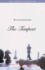 The Annotated Shakespeare: The Tempest by William Shakespeare (2006, Paperback)