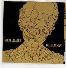 (ER450) Nikki Louder, Golden Men - DJ CD