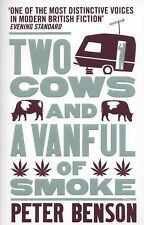 Two Cows and a Vanful of Smoke, Peter Benson, New Book