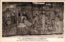 CPA Frankreich Les Tapisseries de la Chaise Dieu Vintage Postcard ~1910/20