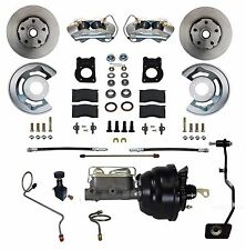 1967 68 69 Ford Mustang Cougar Comet Disc Brake Conversion Kit Power manu trans