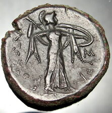 Pyrrhos the Great. The Terror of Romans. Inspiration for Hannibal, Greek coin.