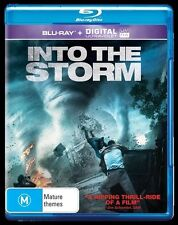 Into The Storm (BluRay, 2015) - No Ultraviolet