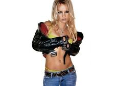 POSTER BRITNEY SPEARS HOT SEXY CIRCUS BLACK OUT BIG #4