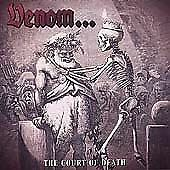 Venom - Court of Death (2000) 18 Track CD w/ Booklet Metal Classic
