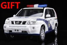 Car Model Nissan X-Trail Police Car Version 1:18 + SMALL GIFT!!!!!!!!!!!