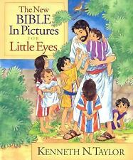 Leading Young Hearts and Minds to God: The New Bible in Pictures for Little...