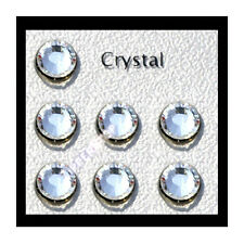 HOTFIX 36 Crystal CLEAR Rhinestones SWAROVSKI 34ss