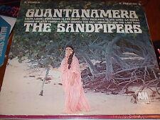 The Sandpipers-Guantanamera-LP-A&M-SP 4117-Vinyl Record