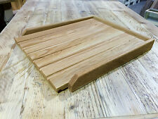 Belfast Butler Sink Draining Board in solid OAK - FREE SHIPPING