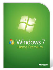 Microsoft MS Windows 7 Home Premium 32 Bit DVD   Lizenzkey Deutsch Multilingual