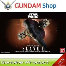 BANDAI Star Wars 1/144 Slave I No. 200638 JAPAN