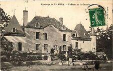 CPA    Environs de Charny -Cháteau de la Gruerie   (357869)