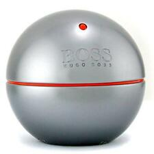 IN MOTION ORANGE by HUGO BOSS 3.0 edt Cologne for Men New tester