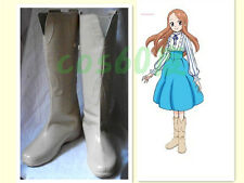 Mawaru Penguindrum Himari Takakura Shoes Halloween Cosplay Shoes Boots S008