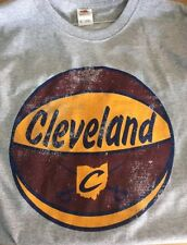 CLEVELAND CAVS Cavaliers Retro Basketball Shirt XL NEW! LeBron Kyrie Champs ABA