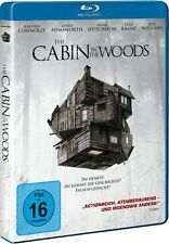 THE CABIN IN THE WOODS (Chris Hemsworth) Blu-ray Disc NEU+OVP