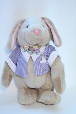 "The Bialowsky Treasury ""Michael"" Bunny Rabbit Plush Toy Doll 1996"